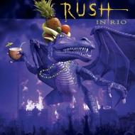 【送料無料】 Rush ラッシュ / In Rio (BOX仕様 / 4枚組 / 180グラム重量盤レコード) 【LP】