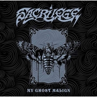 【送料無料】 Sacrilege / My Ghost Malign (Coloured Vinyl) 【LP】