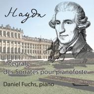 【送料無料】 Haydn ハイドン / ピアノ・ソナタ全集 ダニエル・フュクス(11CD) 輸入盤 【CD】