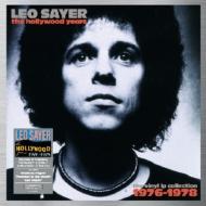 【送料無料】 Leo Sayer / The Hollywood Years 1976-1978 (3枚組アナログレコード / Demon) 【LP】