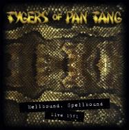 【送料無料】 Tygers Of Pan Tang タイガーズオブパンタン / Hellbound Spellbound 81 (カラーヴァイナル仕様) 【LP】