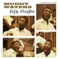 【送料無料】 Muddy Waters マディウォーターズ / Folk Singer (高音質盤 / 45回転 / 2枚組 / 200グラム重量盤レコード / Analogue Productions*RK) 【LP】