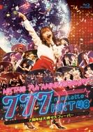 【送料無料】 HKT48 / HKT48 7th ANNIVERSARY 777んてったってHKT48 ~7周年は天神で大フィーバー~ (Blu-ray) 【BLU-RAY DISC】