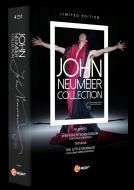 【送料無料】 バレエ&ダンス / ジョン・ノイマイヤー・コレクション~『ニジンスキー』『クリスマス・オラトリオ』『タチヤナ』『人魚姫』(4BD) 【BLU-RAY DISC】