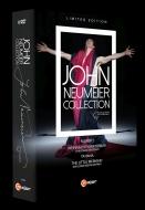 【送料無料】 バレエ&ダンス / ジョン・ノイマイヤー・コレクション~『ニジンスキー』『クリスマス・オラトリオ』『タチヤナ』『人魚姫』(8DVD) 【DVD】