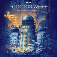 【送料無料】 Doctor Who / ドクター・フー Dalek's Master Plan オリジナルサウンドトラック (BOX仕様 / 7枚組アナログレコード / Demon) 【LP】