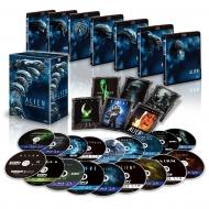 【送料無料】 エイリアン 製作40周年記念 18枚組 コンプリート・ブルーレイBOX〔初回生産限定〕 【BLU-RAY DISC】