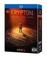 【送料無料】 クリプトン<シーズン1>ブルーレイ コンプリート・ボックス(2枚組) 【BLU-RAY DISC】