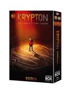 送料無料 現品 クリプトン シーズン1 ☆国内最安値に挑戦☆ DVD 2枚組 コンプリート ボックス
