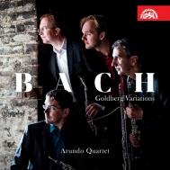 【送料無料】 Bach, Johann Sebastian バッハ / ゴルトベルク変奏曲、管弦楽組曲第1番 アルンド四重奏団(木管四重奏) 輸入盤 【CD】