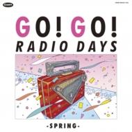 直送商品 送料無料 輸入 ゴー レディオ デイズ 3CD CD ~スプリング