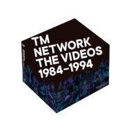【送料無料】 TM NETWORK ティーエムネットワーク / TM NETWORK THE VIDEOS 1984-1994 【完全生産限定盤】 【BLU-RAY DISC】