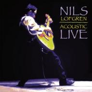 【送料無料】 Nils Lofgren ニルスロフグレン / Acoustic Live (高音質盤 / 45回転 / 4枚組 / 200グラム重量盤レコード / Analogue Productions)  【LP】