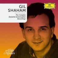【送料無料】 ギル・シャハム~ドイツ・グラモフォン録音全集(22CD) 輸入盤 【CD】