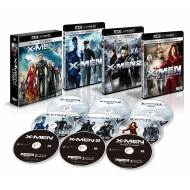 【送料無料】 X-MEN 4K ULTRA HD トリロジーBOX <9枚組> 【BLU-RAY DISC】