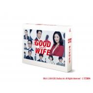 【送料無料】 グッドワイフ DVD-BOX 【DVD】