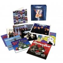 """【送料無料】 Status Quo ステイタスクオー / Vinyl Singles Collection (2000-2010)(10枚組 / 7インチアナログシングルレコードBOXセット) 【7""""""""Single】"""