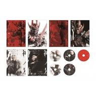 【送料無料】 神ノ牙-JINGA- DVD BOX 【DVD】