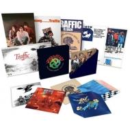 【送料無料】 Traffic トラフィック / Studio Recordings 1967-74 (6枚組アナログレコードBOXセット) 【LP】