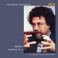 【送料無料】 Mahler マーラー / 交響曲第4番:ジュゼッペ・シノーポリ&シュターツカペレ・ドレスデン、ユリアーネ・バンゼ (2枚組アナログレコード) 【LP】
