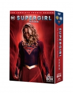 【送料無料】 SUPERGIRL / スーパーガール <フォース・シーズン>DVD コンプリート・ボックス(5枚組) 【DVD】