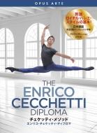 メーカー在庫限り品 送料無料 バレエ ダンス チェケッティ メソッド DVD ディプロマ +BD エンリコ 無料