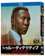 【送料無料】 トゥルー・ディテクティブ 猟奇犯罪捜査 ブルーレイ コンプリート・ボックス(3枚組) 【BLU-RAY DISC】
