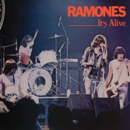【送料無料】 Ramones ラモーンズ / It's Alive (40th Anniversary Deluxe Edition) (4CD+2LP) 輸入盤 【CD】