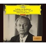 【送料無料】 Beethoven ベートーヴェン / ピアノ・ソナタ全集 Vol.1 ヴィルヘルム・ケンプ(3SACDシングルレイヤー) 【SACD】