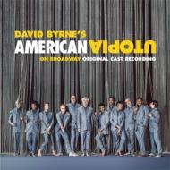 送料無料 ミュージカル American Utopia On オリジナル Broadway 輸入盤 Cast Recording 予約販売品 CD Original