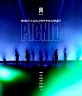 【送料無料】 MONSTA X / MONSTA X, JAPAN FAN CONCERT 2019【PICNIC】(Blu-ray) 【BLU-RAY DISC】
