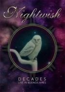 【送料無料】 Nightwish ナイトウィッシュ / Decades: Live In Buenos Aires 【初回限定盤】(Blu-ray+2CD) 【BLU-RAY DISC】