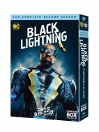 【送料無料】 ブラックライトニング<シーズン2>DVD コンプリート・ボックス(3枚組) 【DVD】