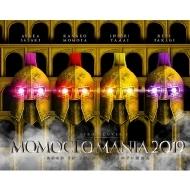 送料無料 期間限定特価品 ももいろクローバーZ MomocloMania2019 -ROAD TO 2020- 史上最大のプレ開会式 Blu-ray DISC スーパーセール LIVE BLU-RAY