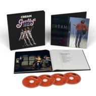 【送料無料】 Cream クリーム / Goodbye Tour - Live 1968 (4枚組 SHM-CD)  【SHM-CD】
