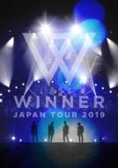 【送料無料】 WINNER / WINNER JAPAN TOUR 2019 【初回生産限定盤】(3Blu-ray+2CD) 【BLU-RAY DISC】