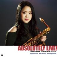 【送料無料】 寺久保エレナ / Absolutely Live! (45回転 / 2枚組 / 180グラム重量盤レコード) 【LP】