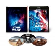 時間指定不可 スター ウォーズ スカイウォーカーの夜明け セール特価 MovieNEX BLU-RAY DISC 初回版