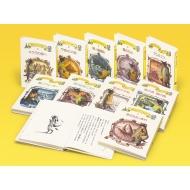 送料無料 5%OFF 黒猫サンゴロウ うみねこ島の船乗りの冒険 全10巻 双書 全集 竹下文子 信用