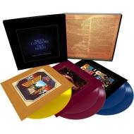 【送料無料】 Bruce Cockburn ブルースコバーン / True North - 50th Anniversary Box Set (カラーヴァイナル仕様 / 5枚組アナログレコード / BOXセット) 【LP】