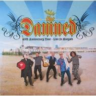 【送料無料】 Damned ダムド / 40th Anniversary Tour - Live In Margate (Sand Coloured Lp) 【LP】