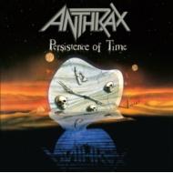 【送料無料】 Anthrax アンスラックス / Persistence Of Time (30th Anniversary Edition) 【LP】