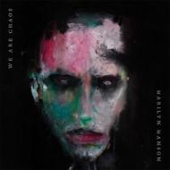 送料無料 Marilyn Manson ついに再販開始 マリリンマンソン 一部地域を除く Chaos We CD Are