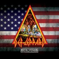 【送料無料】 Def Leppard デフレパード / Hits Vegas, Live At Planet Hollywood (Blu-ray+2SHM-CD) 【BLU-RAY DISC】