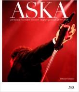 送料無料 ASKA アスカ 奉呈 大決算セール premium ensemble concert +CD ground-2019≫2020 BLU-RAY DISC -higher
