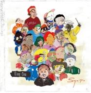 ◆高品質 登場大人気アイテム 送料無料 King Gnu Sympa 完全生産限定盤 スプラッターディスク仕様 LP 2枚組アナログレコード