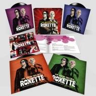 送料無料 Roxette ロクセット Bag Of 希少 Trix From 売れ筋 Vaults Music 4枚組アナログレコード LP The