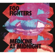 Foo 上品 Fighters フーファイターズ ☆送料無料☆ 当日発送可能 Medicine Midnight CD At 輸入盤