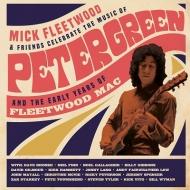 送料無料 Mick Fleetwood Celebrate The Music 40%OFFの激安セール Of Peter Green 出色 And Edition Mac LP Deluxe Early 4枚組アナログ+2枚組CD+Blu-ray Set Super Box Years: