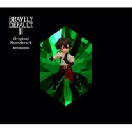 送料無料 BRAVELY DEFAULT II 値下げ Original 好評 CD Soundtrack 4CD 初回生産限定盤